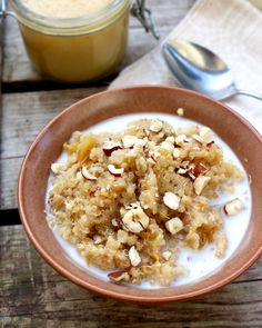 Gluten Free Recipes, Healthy Recipes, Healthy Food, Soul Food, Food For Thought, Breakfast Recipes, Oatmeal, Clean Eating, Brunch
