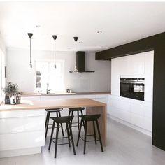 "5,179 mentions J'aime, 37 commentaires - Scandinavian Homewares (@immyandindi) sur Instagram: ""The kitchen of @idacmykle"""