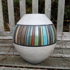 "26 Beğenme, 2 Yorum - Instagram'da Scott Berman (@scottcberman): ""#raku # pottery #crackle"""