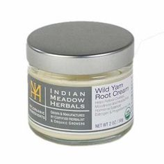 Indian meadow Herbals   yam root cream or their all skin type moisturizer are fantastic. Not greasy and smell good too without toxic ingredients.