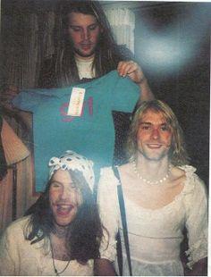 Kurt Cobain & Mark Lanegan