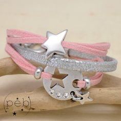 Bracelet DIANE rose