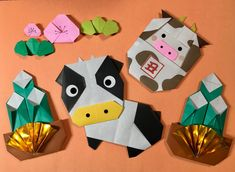 Origami, New Years Decorations, Elmo, Science And Nature, Halloween, Cube, Iphone, Toys, Holiday Decor