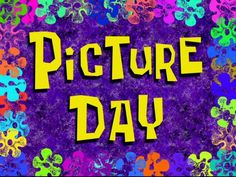 Don't forget school photos today! Picture Day, S Pic, Photo Today, School Pictures, Event Calendar, Spongebob, Clip Art, Instagram Posts, Image