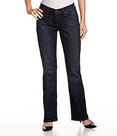 Levis 529 Curvy Bootcut Jeans #Dillards