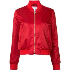 Carven zipped bomber jacket