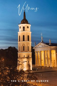 Located at the geographical centre of Europe, Vilnius is totally a hidden gem. This beautiful Baltic capital is a must-see, as soon as you get a chance. Europe Destinations, Throughout The World, Around The Worlds, All Continents, European Vacation, France, Where To Go, Travel Guides, Backpacking