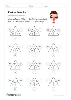 39 best Addition und Subtraktion images on Pinterest | Numeracy ...