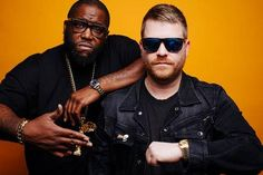 Run The Jewels: Brixton & Leeds shows, Down UK remix, Chase Me video, GlastonburyWithGuitars