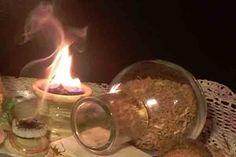 ¿Existe la botella de las brujas? Ya lo creo que si, Cualquier recipiente de cristal cerrado simboliza el hermetismo y si contiene algo en su interior