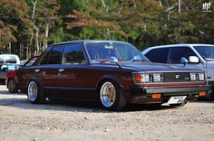 Best classic cars and more! Classic Japanese Cars, Best Classic Cars, Toyota Corolla 2016, Toyota Cressida, Toyota Carina, Corolla Hatchback, Beast From The East, Japanese Imports, Jdm Cars