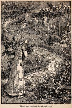 "Helen Stratton (1867-1961), ""Fairy tales of Hans Andersen"", 1908"