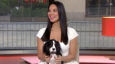 Olivia Munn: 'I've been Tiger Mom-ing' my rescue dog