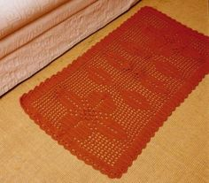 rugs oriental: crochet for home - crafts ideas - crafts for kids
