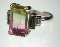 Love this watermelon tourmaline. Just Gems - Gallery