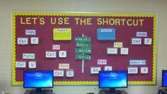 Computer Lab Bulletin Board Ideas Classroom