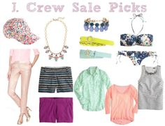 The Heathered Life: J. Crew Sale on Sale!