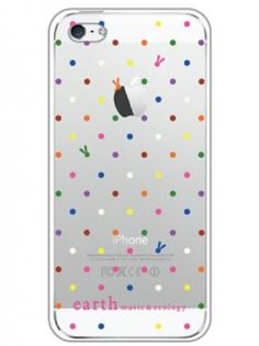 rabbit dot case for iPhone5ケース(iPhone5/CL)