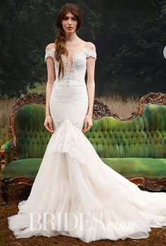 Brides: Gala by Galia Lahav Wedding Dresses - Spring 2017 - Bridal Fashion Week