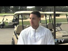 Catching Up With Klay Thompson