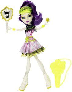 Monster High Ghoul Sports Spectra Vondergeist