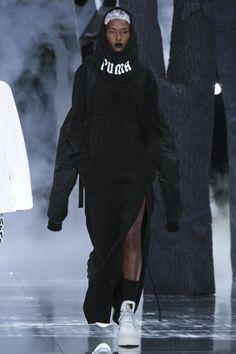 Fenty Rihanna X Puma Ready To Wear Fall Winter 2016 New York