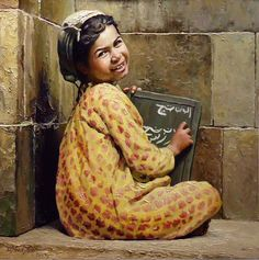 Waleed Yasin (1961 - …..) – Pintor Egipcio_7
