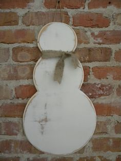 Snowman centerpiece consideration
