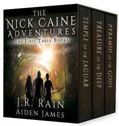 99 cents for a limited time!   The Nick Caine Adventures: First Three Books by J.R. Rain, and Aiden James http://www.amazon.com/dp/B00H72K0EK/ref=cm_sw_r_pi_dp_gMQptb0BCZEFJ
