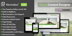 Verendus - Corporate Multi-Purpose WordPress Theme