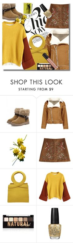 """""""Street Style"""" by pesanjsp ❤ liked on Polyvore featuring NYX, Patachou, OPI, L'Oréal Paris and modern"""