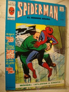 VERTICE MARVEL MUNDI COMIC SPIDERMAN SPIDER-MAN VOL.3 Nº 33 - RQ