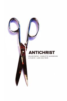 Antichrist (2009) - Minimalist Movie Poster by Igor Ramos #minimalmovieposters #alternativemovieposters #IgorRamos