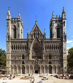 Nidaros Cathedral (Trondheim - Norway)