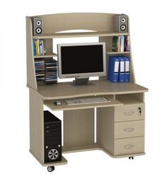 Компьютерный стол Юник 10