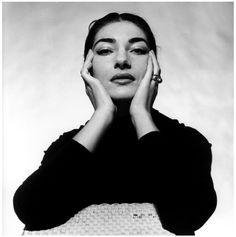 "robertocustodioart: ""Maria Callas by Cecil Beaton 1957 """
