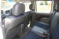 Inside double cab 4x4 #selfdrive #africantravels #4wd