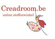 Welkom | Creadroom.be - Dé online stoffenwinkel vol toffe stoffen met de leukste prints