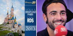 Disneyland Paris festeggia i suoi 20 anni con Marco Mengoni!