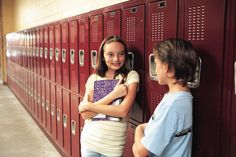 What's middle school without awkward crush stories?