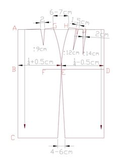 How to modify a pencil skirt pattern to make a flared skirt, kinda ...