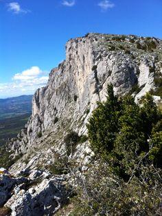 Sommet - Montagne Sainte Victoire