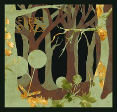 and the shape Cd Cover Art, Mysterious, Color Schemes, Mystery, Collage, Shapes, Painting, Colour Schemes, Painting Art