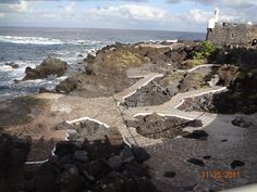 Tenerife coastline, Canary Islands