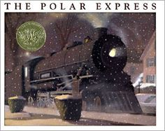 The Polar Express - I've read this book every Christmas since third grade when I discovered it in my school library. Love.