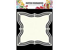 Dutch Doobadoo Holländische Kunst-Form-A5-Platz