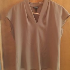 Escada Blouse Neutral silk blouse. Unworn! Escada Tops Blouses