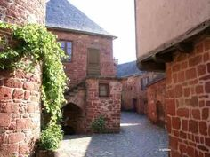 Collonges-la-Rouge, Γαλλία