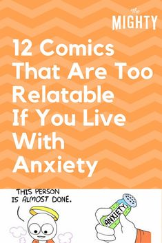 12 Comics That Are Too Relatable If You Live With #Anxiety
