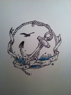 Nautical Tattoo idea